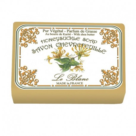 Lot de 2 savons - Parfum Chèvrefeuille