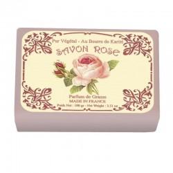 Lot de 2 savons - Parfum Rose