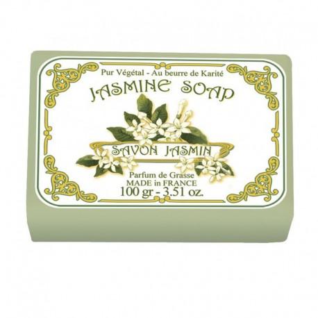 Lot de 2 savons - Parfum Jasmin