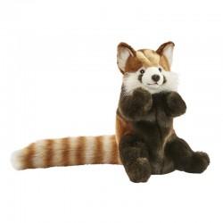 Peluche Panda Roux Marionnette 30 cm