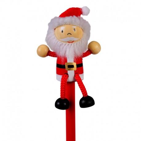 Crayon de papier - Père Noël