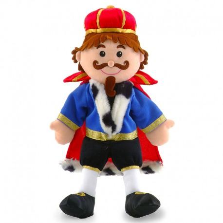 Marionnette Roi