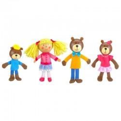 Marionnettes Boucle d'or