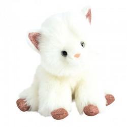 Peluche Chat glitter 25 cm