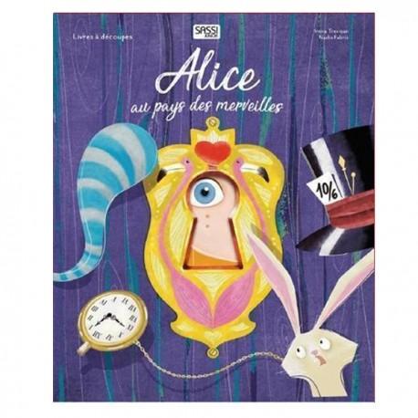 Livre Alice au pays des merveilles