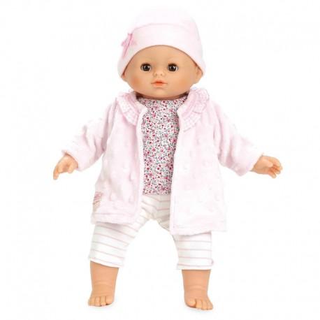 Poupée Bébé Petit Câlin Lila 36 cm