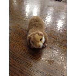 Peluche Hamster 16 cm