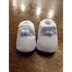 Chaussons bébé jusqu'à 9 mois