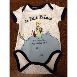 Body Coton Le Petit Prince de 3 à 18 mois