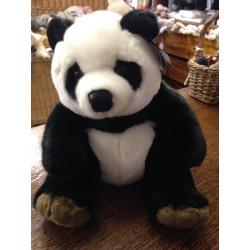 Peluche Panda assis 23 cm