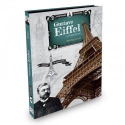 Livre-Maquette - La Tour Eiffel