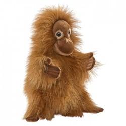 Peluche Orang-Outan Marionnette 30 cm
