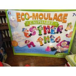 Jeu Eco-Moulage - L'Alphabet