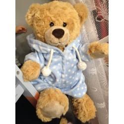 Peluche Ours Pyjama Teddy